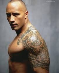 the rock tattoos list of the rock designs
