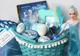 frozen elsa easter basket sister u0027s suitcase packed