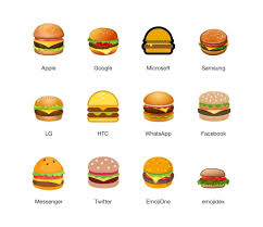 emoji android whew fixed the burger emoji in android 8 1 techcrunch