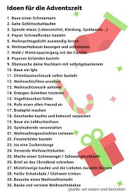 ideen für eine besinnliche adventszeit weihnachten