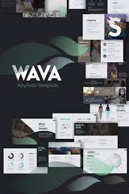 wava keynote template 65609