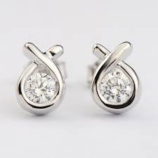 diamond stud earrings for women 59 best women s earrings images on