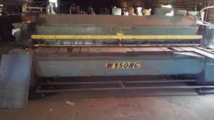 net machinery used machinery and metal working equipment
