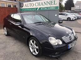 c class 2 1 diesel sport coupe manual free warranty new mot in