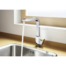 Roca L Kitchen Sink Mixer With Swivel Spout - Roca kitchen sinks