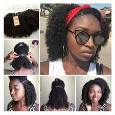 hair clip ins curly hair solutions diy clip in extensions cheap afro
