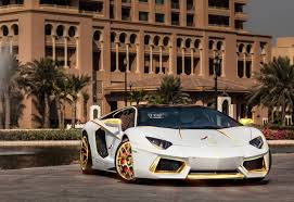 lamborghini gold car lamborghini just made a one car for qatar and it s covered in