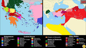 Sparta Greece Map by Hellenistic Greece Youtube