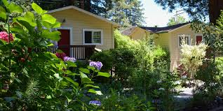 lodging river russian river bed and breakfast inn fern grove cottages