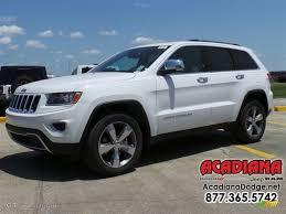white jeep grand cherokee 2016 bright white jeep grand cherokee limited 112986355