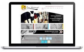 Makeup Artist Websites Lisa Reinhardt Makeup U0026 Hair Artist Website Design