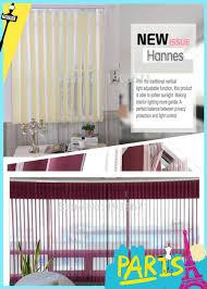 new arrival popular vertical blinds hanas zebra blind for room
