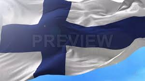 White Flag Gif Finland Flag Animation Motion Graphics Youtube