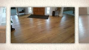 White Oak Flooring Natural Finish White Oak Planks With Rubio Monocoat Natural Youtube