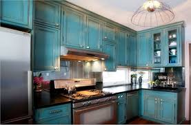 Distressed Kitchen Cabinets Diy Black Distressed Kitchen Cabinets Home Design Ideas Top