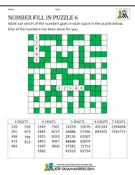 best 25 fill in puzzles ideas on pinterest math worksheets