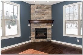 fireplace design options petros homes