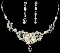 prom jewelry couture freshwater pearl bridal wedding prom jewelry set ws7804