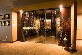 Cellar Ideas Makeshift Closet Wine Cellar