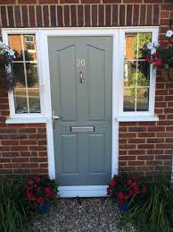 Front Door Painted by Can You Paint Upvc Front Doors Painting A Pvc Door Household