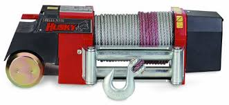 electric winch 12v superwinch husky 8 8500lb