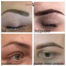 permanent makeup eyebrows gedin studio