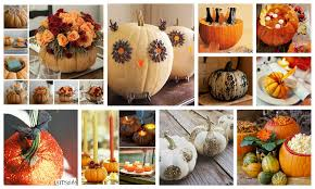 diy pumpkin decorations to welcome the fall