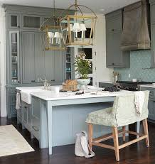 green kitchen cabinets cottage kitchen sherwin williams