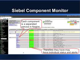 siebel monitoring tools