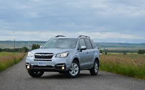 blue subaru 2017 2017 subaru forester keeping up with the joneses the car guide