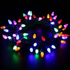 Colored Christmas Lights by Top 10 Best Christmas Lighting 2017 Review
