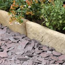 Bush Rock Garden Edging Lawn Garden Edging Ideas With Beautiful Landscape Clipgoo