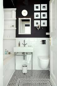 Bad Waschtisch Köstlich Scandinavian Bathroom Black Die Besten Kleine Bac2a4der