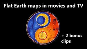 flat earth maps in movies and tv 2 bonus clips youtube
