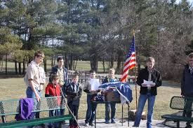Eagle Scout Flag Dla Distribution Flag Retired As Part Of Eagle Scout Project