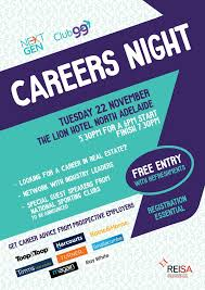 next generation real estate careers and industry evening u2014 rachel