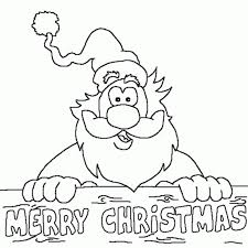 merry christmas colouring pictures free coloring pages merry