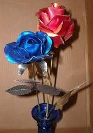 metal roses metal roses from argent made picture of bristol