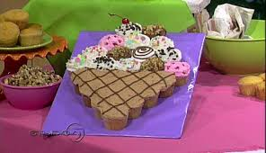 How To Make Pull Apart Cupcake Cakes - Pull apart cupcake designs