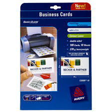 Instant Business Card Printing Business Cards Officeworks