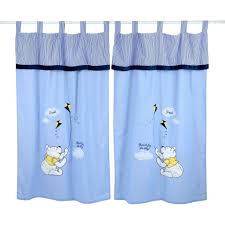 Disney Shower Curtains by Baby Bedding Sets Blue Winnie The Pooh Kite Baby Nursery Bedding