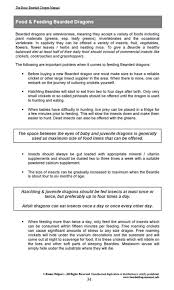 Bearded Dragon Behavior Before Shedding by The Basic Bearded Dragon Manual