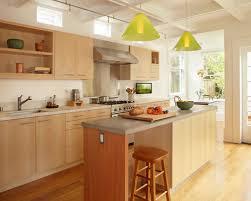 Light Wood Kitchen Cabinets - light wood cabinets houzz