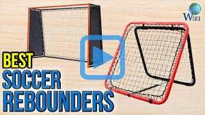 top 9 soccer rebounders of 2017 video review