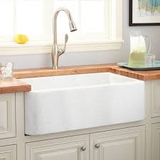 solid surface farmhouse sink 36 polished marble farmhouse sink white thassos kitchen
