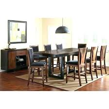 Dining Table And 10 Chairs Extendable Dining Table Seats 10 8 Person Dimensions Medium Size