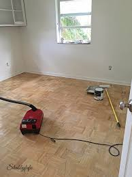 diy how to paint wood floors like a pro shabbyfufu