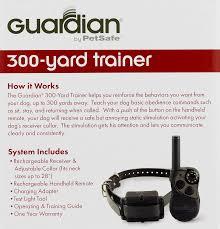 guardian by petsafe 300 yard remote trainer walmart com