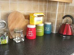 kitchen tea coffee sugar canisters furnishings welcome to our kitchen fabulous and other f words