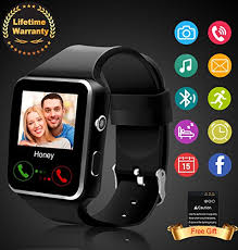 android phone unlocked bluetooth smart with touch screen smartwatch phone